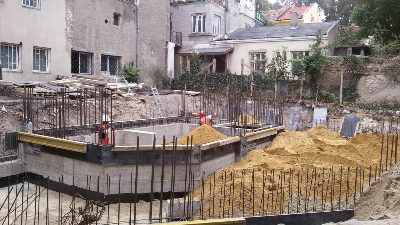 Апартхотел строеж основи